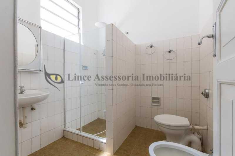 Banheiro social - Casa Tijuca, Norte,Rio de Janeiro, RJ À Venda, 3 Quartos, 170m² - TACA30103 - 16