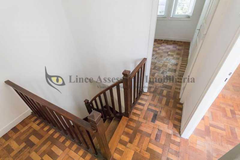 Acesso escada - Casa Tijuca, Norte,Rio de Janeiro, RJ À Venda, 3 Quartos, 170m² - TACA30103 - 26