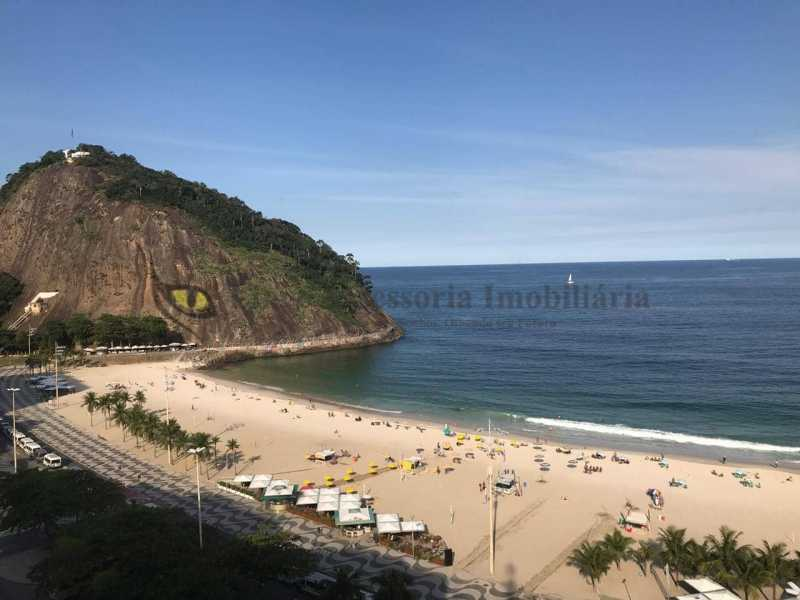 2 vista a esquerda da cob - Cobertura Leme, Sul,Rio de Janeiro, RJ À Venda, 3 Quartos, 219m² - TACO30134 - 3