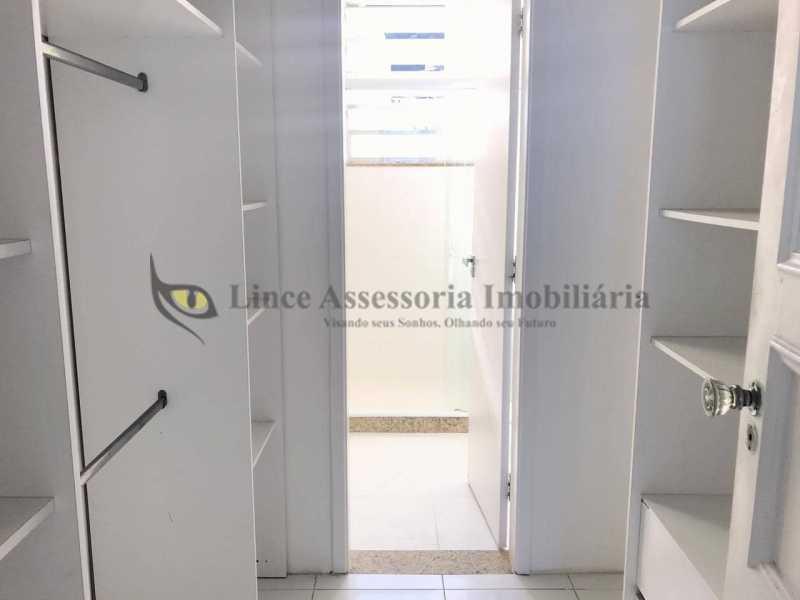 8 Closet - Cobertura Leme, Sul,Rio de Janeiro, RJ À Venda, 3 Quartos, 219m² - TACO30134 - 10