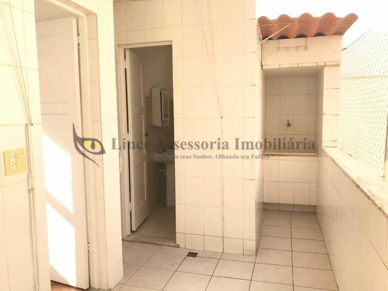 16 Área - Cobertura Leme, Sul,Rio de Janeiro, RJ À Venda, 3 Quartos, 219m² - TACO30134 - 17