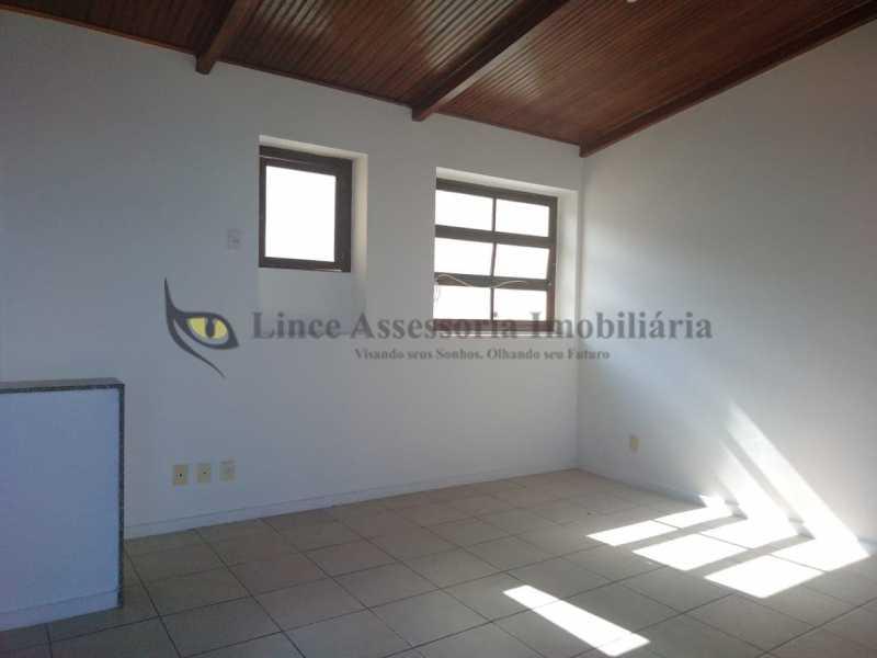 17 Terraço e vista - Cobertura Leme, Sul,Rio de Janeiro, RJ À Venda, 3 Quartos, 219m² - TACO30134 - 18