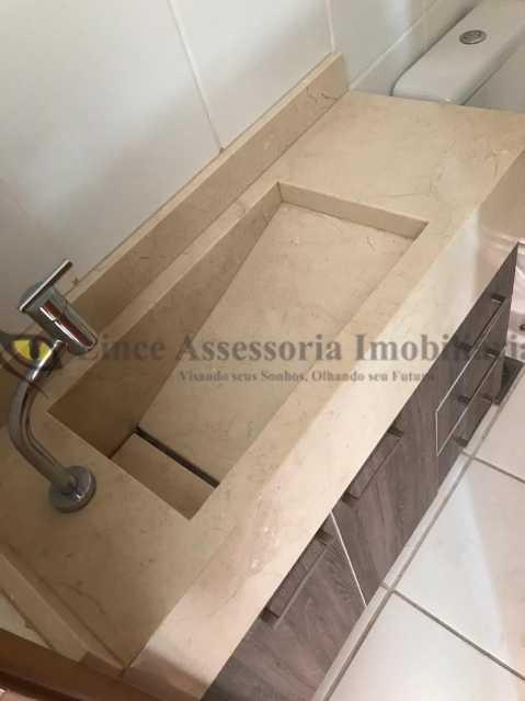 Banheiro social - Apartamento Todos os Santos,Rio de Janeiro,RJ À Venda,2 Quartos,65m² - TAAP22041 - 18