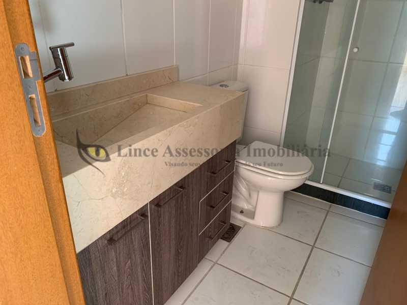 Banheiro social - Apartamento Todos os Santos,Rio de Janeiro,RJ À Venda,2 Quartos,65m² - TAAP22041 - 19
