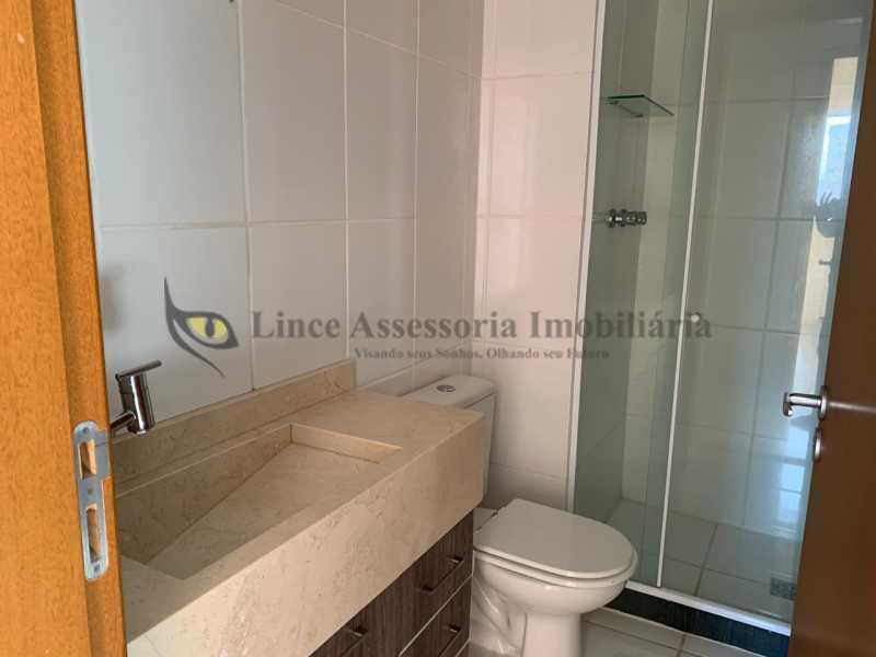 Banheiro social - Apartamento Todos os Santos,Rio de Janeiro,RJ À Venda,2 Quartos,65m² - TAAP22041 - 20