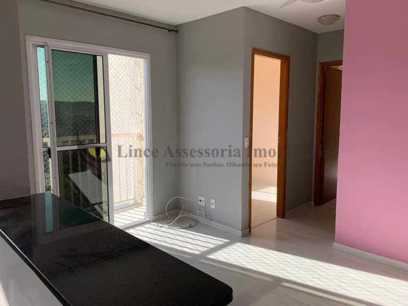 Sala - Apartamento Todos os Santos,Rio de Janeiro,RJ À Venda,2 Quartos,65m² - TAAP22041 - 4