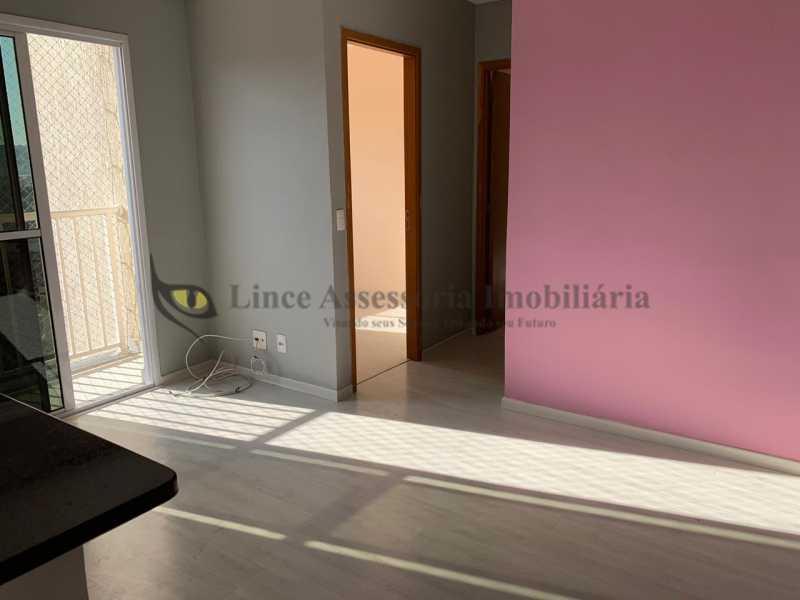 Sala - Apartamento Todos os Santos,Rio de Janeiro,RJ À Venda,2 Quartos,65m² - TAAP22041 - 5