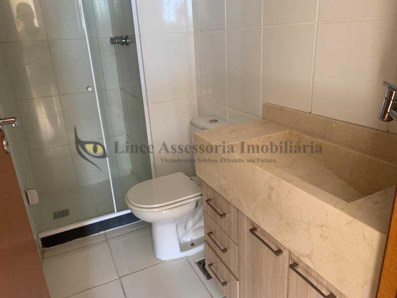 Banheiro social - Apartamento Todos os Santos,Rio de Janeiro,RJ À Venda,2 Quartos,65m² - TAAP22041 - 22
