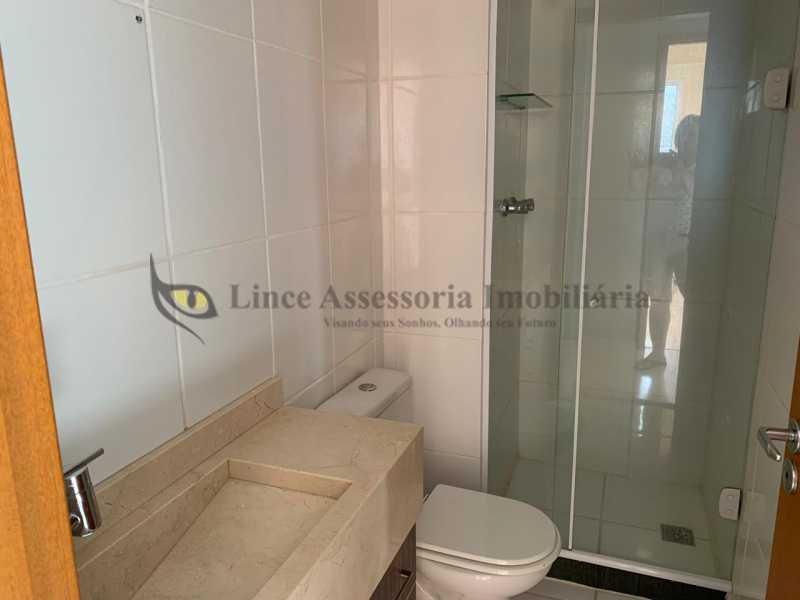 Banheiro social - Apartamento Todos os Santos,Rio de Janeiro,RJ À Venda,2 Quartos,65m² - TAAP22041 - 24