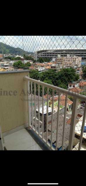 Varanda - Apartamento Todos os Santos,Rio de Janeiro,RJ À Venda,2 Quartos,65m² - TAAP22041 - 31