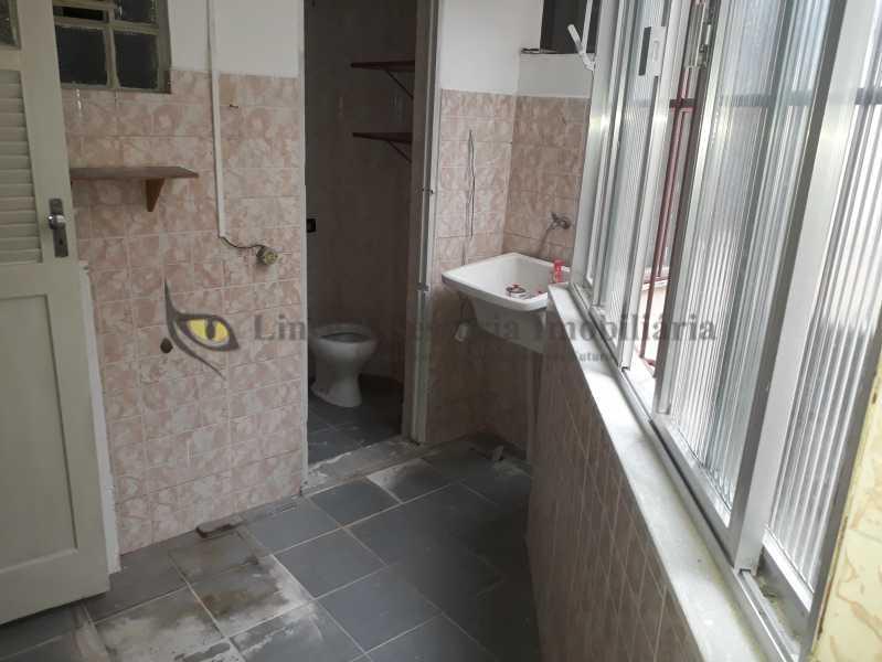 ÁREA DE SERVIÇO - Apartamento 3 quartos à venda Tijuca, Norte,Rio de Janeiro - R$ 380.000 - TAAP31148 - 18
