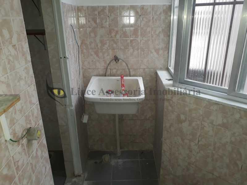 ÁREA DE SERVIÇO - Apartamento 3 quartos à venda Tijuca, Norte,Rio de Janeiro - R$ 380.000 - TAAP31148 - 19