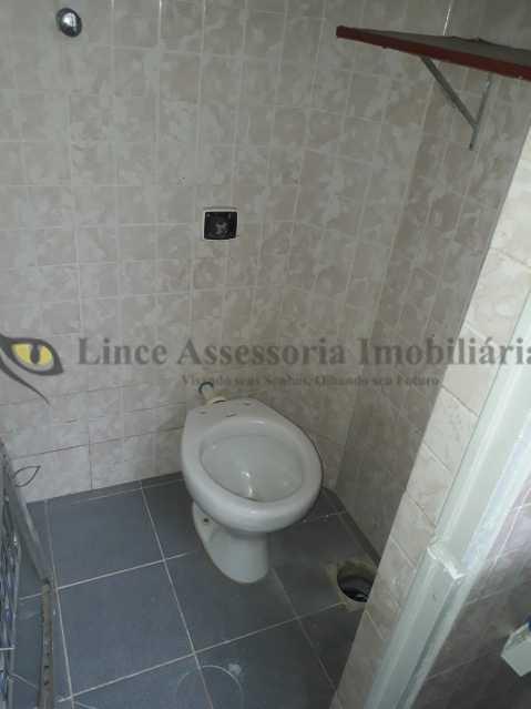 BANHEIRO DE EMPREGADA - Apartamento 3 quartos à venda Tijuca, Norte,Rio de Janeiro - R$ 380.000 - TAAP31148 - 21