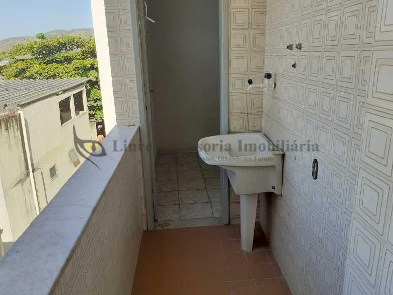 17 ÁREA DE SERVIÇO - Apartamento Engenho Novo, Norte,Rio de Janeiro, RJ À Venda, 2 Quartos, 75m² - TAAP22044 - 18