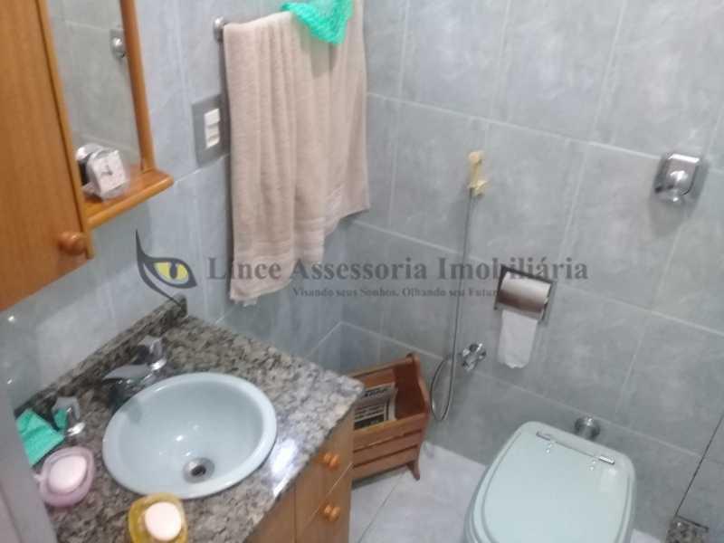 7 BANHEIRO1ºANDAR1.0 - Casa de Vila Tijuca, Norte,Rio de Janeiro, RJ À Venda, 2 Quartos, 80m² - TACV20067 - 8