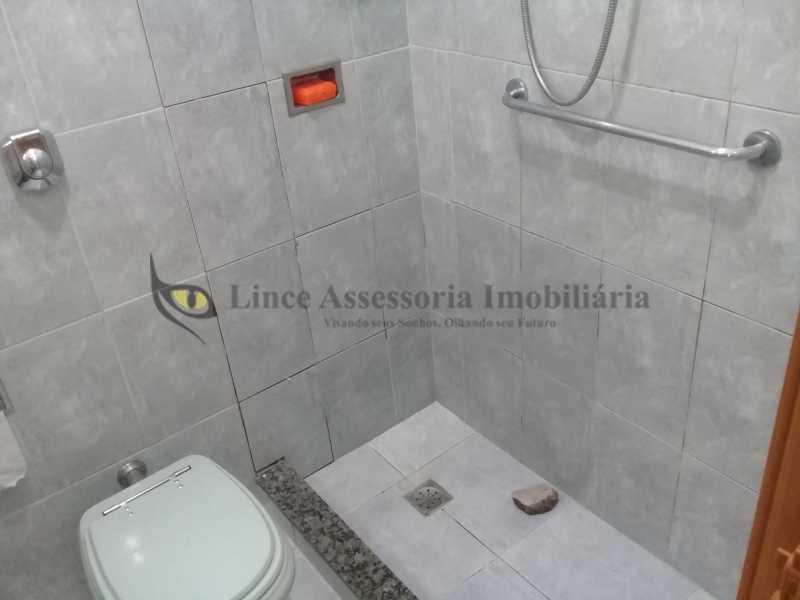 8 BANHEIRO1ºANDAR1.1 - Casa de Vila Tijuca, Norte,Rio de Janeiro, RJ À Venda, 2 Quartos, 80m² - TACV20067 - 9