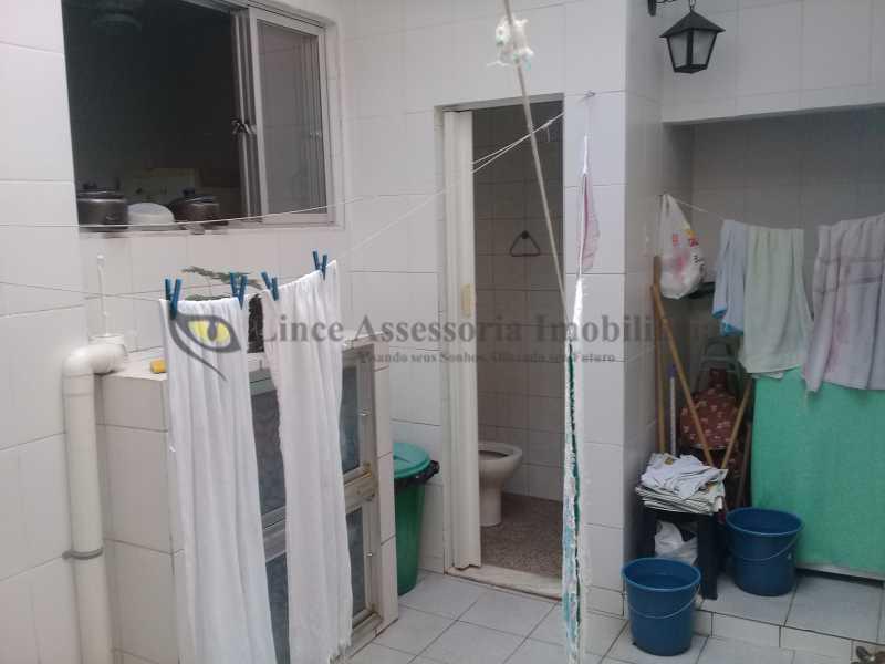 13 ÁREADESERVIÇO1.0 - Casa de Vila Tijuca, Norte,Rio de Janeiro, RJ À Venda, 2 Quartos, 80m² - TACV20067 - 16