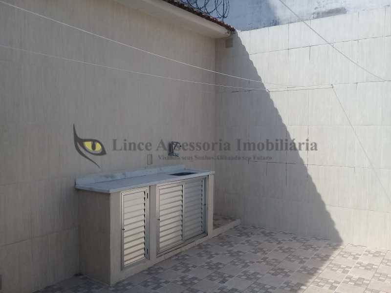 16 TERRAÇO1.0 - Casa de Vila Tijuca, Norte,Rio de Janeiro, RJ À Venda, 2 Quartos, 80m² - TACV20067 - 19
