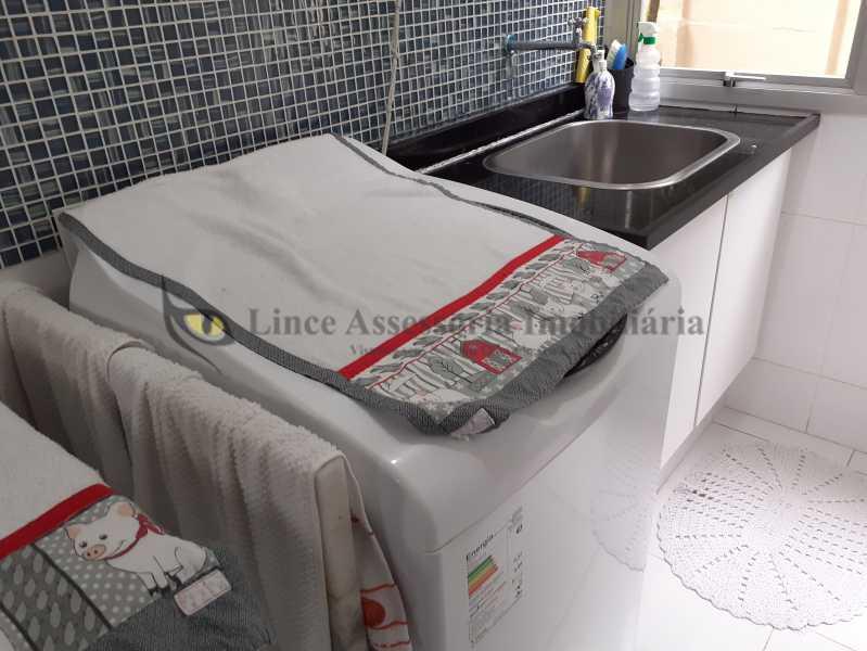 area serviço1.1 - Apartamento Rio Comprido, Norte,Rio de Janeiro, RJ À Venda, 2 Quartos, 58m² - TAAP22050 - 21
