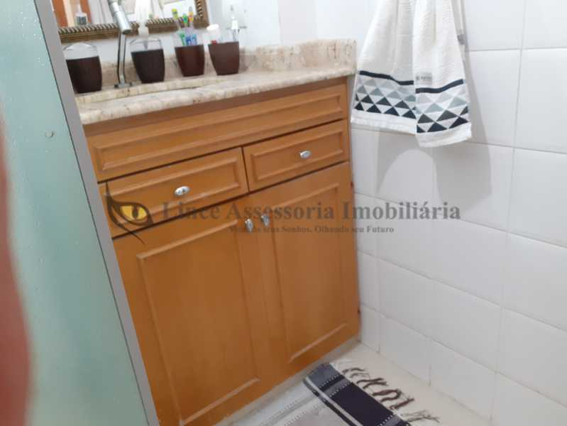 banheiro social1.3 - Apartamento Rio Comprido, Norte,Rio de Janeiro, RJ À Venda, 2 Quartos, 58m² - TAAP22050 - 17