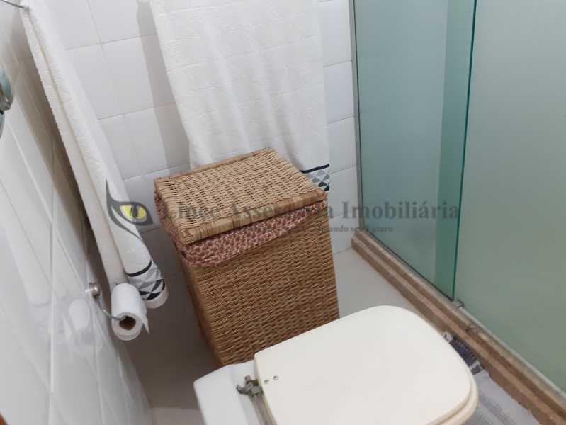 banheiro social1.2 - Apartamento Rio Comprido, Norte,Rio de Janeiro, RJ À Venda, 2 Quartos, 58m² - TAAP22050 - 16