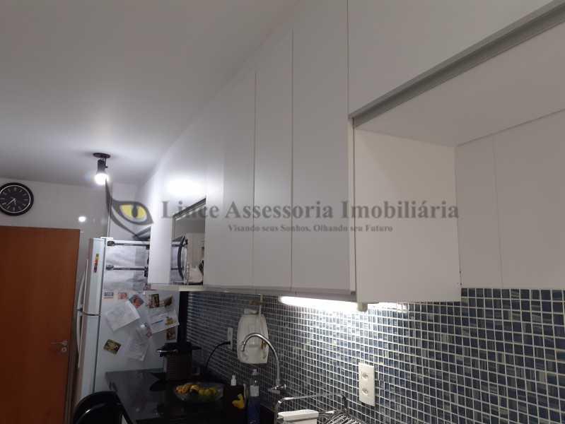 cozinha1.3 - Apartamento Rio Comprido, Norte,Rio de Janeiro, RJ À Venda, 2 Quartos, 58m² - TAAP22050 - 20