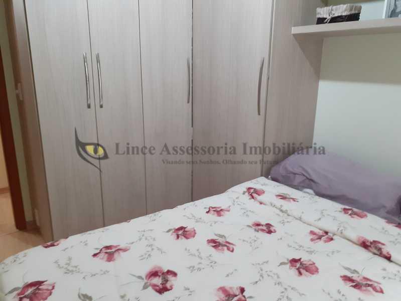 quarto1.3 - Apartamento Rio Comprido, Norte,Rio de Janeiro, RJ À Venda, 2 Quartos, 58m² - TAAP22050 - 11
