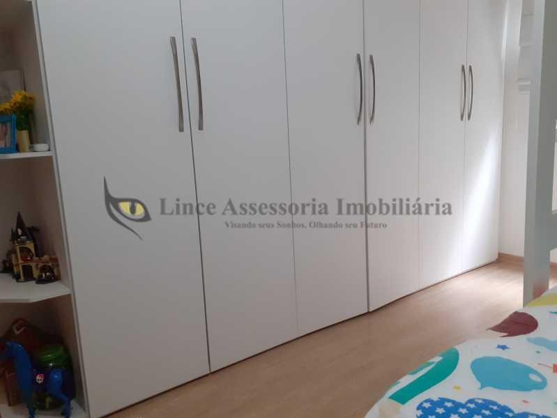 quarto2.3 - Apartamento Rio Comprido, Norte,Rio de Janeiro, RJ À Venda, 2 Quartos, 58m² - TAAP22050 - 13