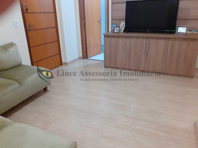 sala1.1 - Apartamento Rio Comprido, Norte,Rio de Janeiro, RJ À Venda, 2 Quartos, 58m² - TAAP22050 - 1