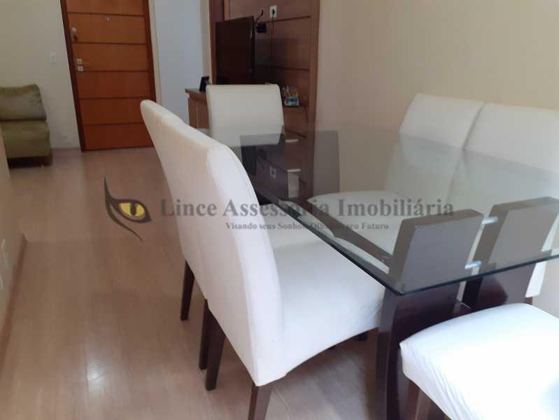 sala1.4 - Apartamento Rio Comprido, Norte,Rio de Janeiro, RJ À Venda, 2 Quartos, 58m² - TAAP22050 - 5