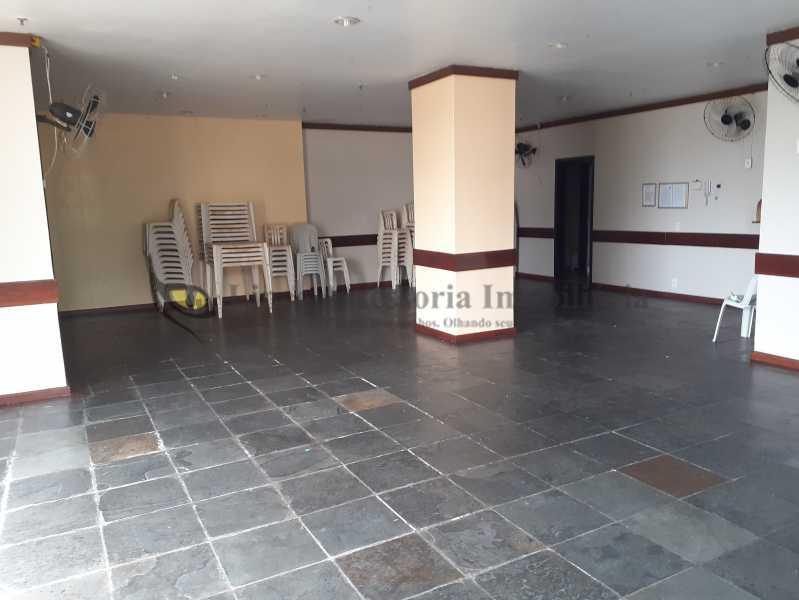 salão de festas - Apartamento Rio Comprido, Norte,Rio de Janeiro, RJ À Venda, 2 Quartos, 58m² - TAAP22050 - 26