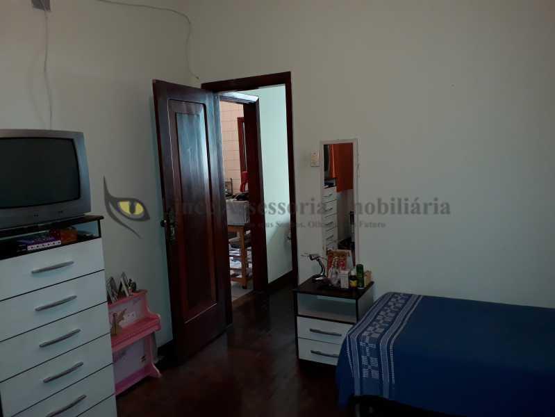 Quarto - Apartamento São Cristóvão, Norte,Rio de Janeiro, RJ À Venda, 1 Quarto, 64m² - TAAP10400 - 14