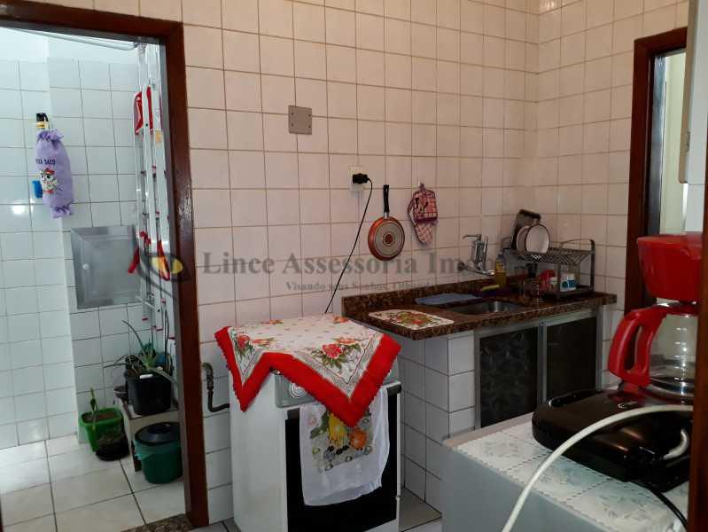 Cozinha - Apartamento São Cristóvão, Norte,Rio de Janeiro, RJ À Venda, 1 Quarto, 64m² - TAAP10400 - 23