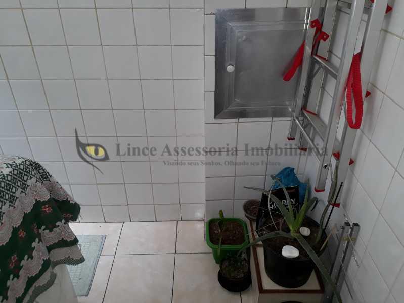 Banheiro social - Apartamento São Cristóvão, Norte,Rio de Janeiro, RJ À Venda, 1 Quarto, 64m² - TAAP10400 - 18