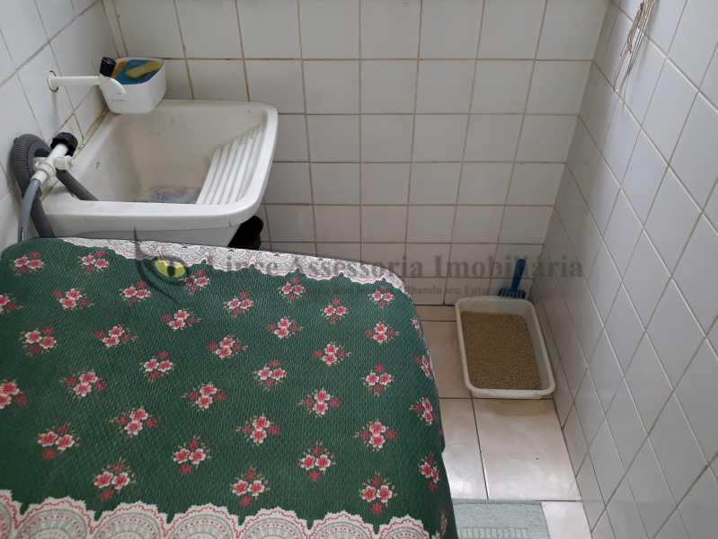 Área - Apartamento São Cristóvão, Norte,Rio de Janeiro, RJ À Venda, 1 Quarto, 64m² - TAAP10400 - 30