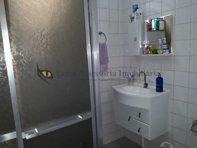 Banheiro social - Apartamento São Cristóvão, Norte,Rio de Janeiro, RJ À Venda, 1 Quarto, 64m² - TAAP10400 - 16