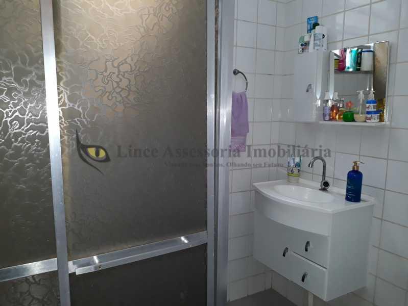 Banheiro social - Apartamento São Cristóvão, Norte,Rio de Janeiro, RJ À Venda, 1 Quarto, 64m² - TAAP10400 - 19