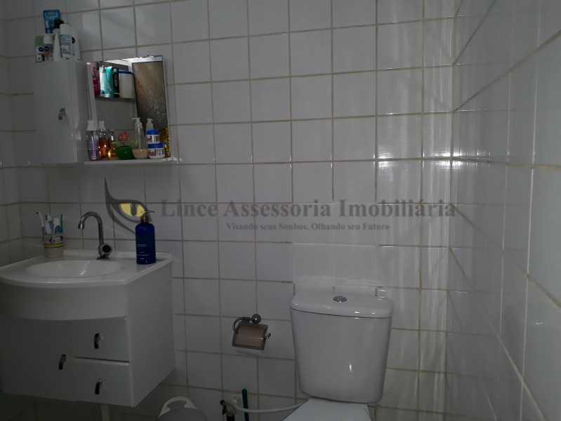 Banheiro social - Apartamento São Cristóvão, Norte,Rio de Janeiro, RJ À Venda, 1 Quarto, 64m² - TAAP10400 - 17