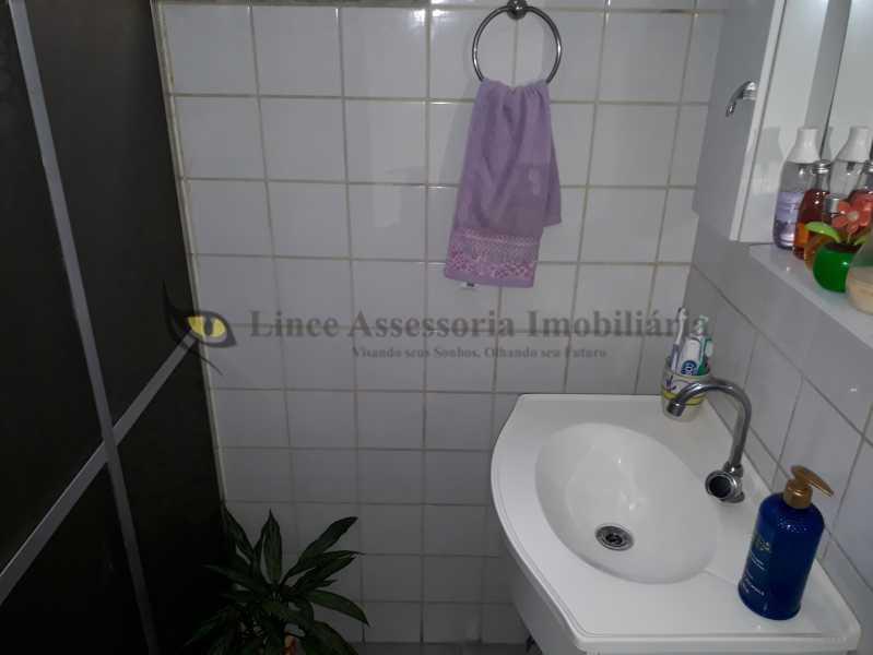 Banheiro social - Apartamento São Cristóvão, Norte,Rio de Janeiro, RJ À Venda, 1 Quarto, 64m² - TAAP10400 - 20