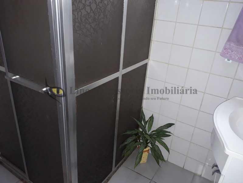 Banheiro social - Apartamento São Cristóvão, Norte,Rio de Janeiro, RJ À Venda, 1 Quarto, 64m² - TAAP10400 - 21