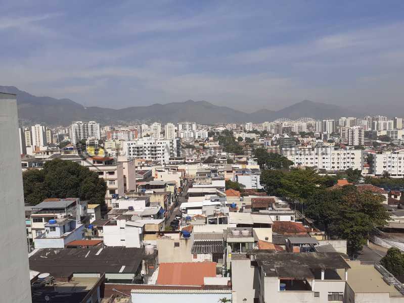 01 VISTA 1 - Cobertura Méier, Norte,Rio de Janeiro, RJ À Venda, 3 Quartos, 108m² - TACO30135 - 1