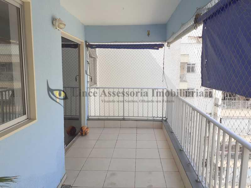 03 VARANDA 1.1 - Cobertura Méier, Norte,Rio de Janeiro, RJ À Venda, 3 Quartos, 108m² - TACO30135 - 4