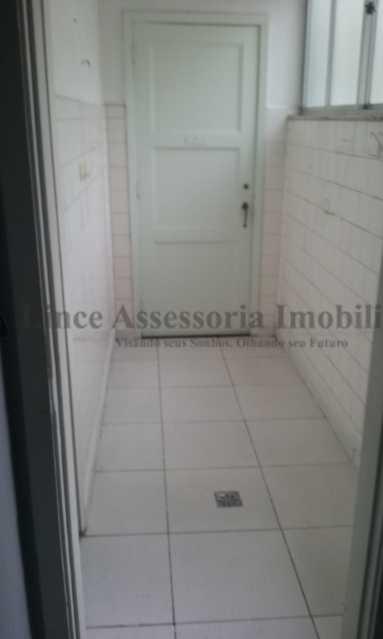 Área de serviço - Apartamento 2 quartos à venda Botafogo, Sul,Rio de Janeiro - R$ 670.000 - TAAP22057 - 17