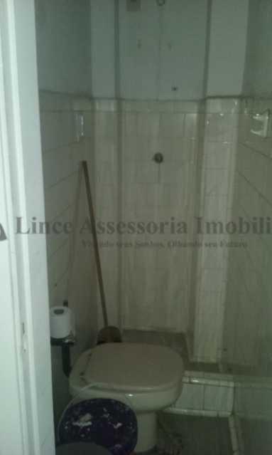 Banheiro de serviço - Apartamento 2 quartos à venda Botafogo, Sul,Rio de Janeiro - R$ 670.000 - TAAP22057 - 19