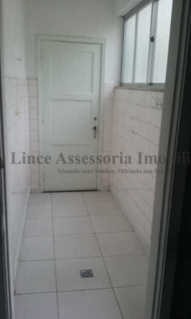Circulação de serviço - Apartamento 2 quartos à venda Botafogo, Sul,Rio de Janeiro - R$ 670.000 - TAAP22057 - 20