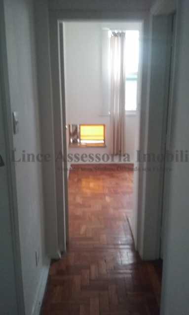 detalhe da circulação - Apartamento 2 quartos à venda Botafogo, Sul,Rio de Janeiro - R$ 670.000 - TAAP22057 - 5