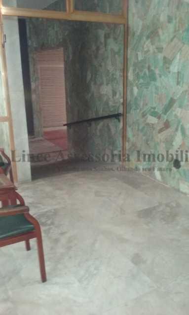 Detalhe do terreo - Apartamento 2 quartos à venda Botafogo, Sul,Rio de Janeiro - R$ 670.000 - TAAP22057 - 24