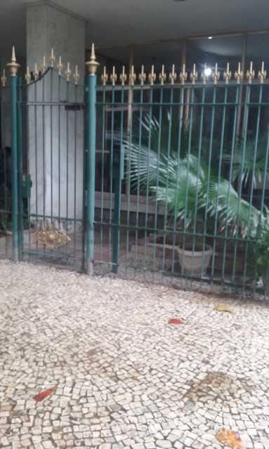 Entrada social 2 - Apartamento 2 quartos à venda Botafogo, Sul,Rio de Janeiro - R$ 670.000 - TAAP22057 - 23