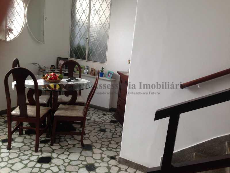 02 - Casa de Vila 3 quartos à venda Tijuca, Norte,Rio de Janeiro - R$ 850.000 - TACV30071 - 3