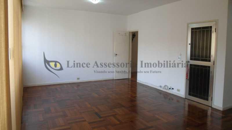 SALA1.1 - Apartamento Tijuca,Norte,Rio de Janeiro,RJ Para Alugar,3 Quartos,130m² - SLAP30109 - 1